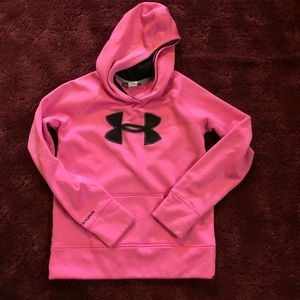 YXL Under Armour youth hoodie